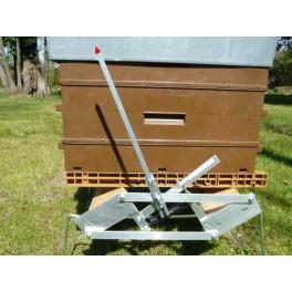 Pèse-ruche permanent avec aiguille vision plus